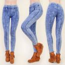 hurtownia Fashion & Moda: 4066 WYSZCZUPLAJĄCE LEGGINSY, ...