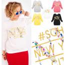 wholesale Pullover & Sweatshirts: A865 Women Sweatshirt, Gold Imprint: Soho New ...