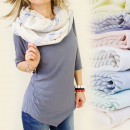 ingrosso Ingrosso Abbigliamento & Accessori: FL238 PASTEL  CAMINO, modello in una griglia delica