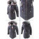 wholesale Coats & Jackets: E19 Winter Women Jacket, Pendants, Navy Blue