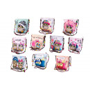 T50 Lovely, Small  Women Bag, Funny Owls