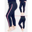 groothandel Sport & Vrije Tijd: FL672 Warme joggingbroek Plus size, losse lijn