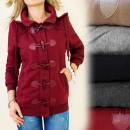 wholesale Fashion & Mode: BB71 LOVELY  JACKET, HOOD WITH FUTERKIEM, PINS