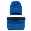 wholesale Sports & Leisure: Classic Winter Cap and Scarf Set, Unisex, 5105
