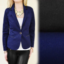 wholesale Coats & Jackets: BI315 CLASSIC  JACKET, WOMEN LINE, NAVY&BLACK