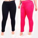 Großhandel Hosen: Damenhose groß, schick L-6XL 5473