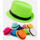 B10A62 Summer, Neon Hats, Summer Look