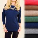 ingrosso Ingrosso Abbigliamento & Accessori: A1984 Maglia  classica di  tunica, Scollo da ...