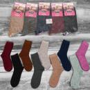 4317 Womens Woolen Socks, Classic 35-42