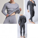 wholesale Pullover & Sweatshirts: Men's Thermal Set, 2 Parts, XL-4XL, 5798