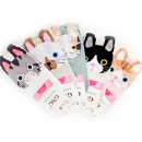wholesale Fashion & Apparel: Women's Socks, Cats, Mix, 35-42, 6643