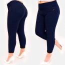 ingrosso Ingrosso Abbigliamento & Accessori: Pantaloni donna C17645, taglie forti, decorazioni