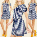 wholesale Fashion & Mode: BI385 MARYNARSKA  LOVELY DRESS, TUNIC, pocket