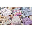 nagyker Ágyneműk és matracok: Ágyneműkészlet 160x200, 4 rész, Z156 keverék
