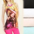 ingrosso Ingrosso Abbigliamento & Accessori: A28140 bello  camicetta 3D,  Tunica, RAGAZZA ...