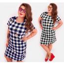 Großhandel Kleider: BI726 Chic Dress, Größen bis 56, plus Größe