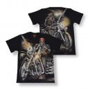 Biker HD Druck Full-HD