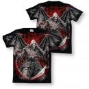 Rock Eagle T-shirt, printed on both sides