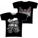 Eagle Rock, T-Shirt, imprimé des deux côtés