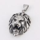 Pendant lion head