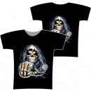 Rock-Chang, T-Shirt, lit in the dark