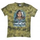 T-Shirt for children, batik, front printed