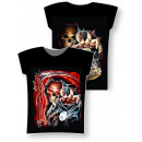 Hot rock, muscle shirt, double-sided printed