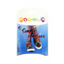 wholesale Shoe Accessories:Shoe silicone shoelaces