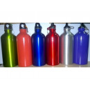Aluminum water  bottle to a bicycle 500 ml