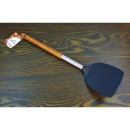 Kitchen spatula wood handle 34cm