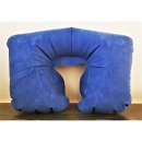 Pillow travel inflatable