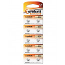 Battery Alkaline AG4 - BP10 Eurobatt batteries