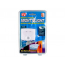 2 led lamp with MightyLight twilight motion sensor