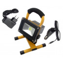 5W portable LED backlight with battery