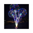Multicolor LED balloon