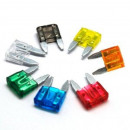 wholesale Car accessories:Mini car fuses 10 pieces