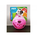 10 cm ball with a bell cat dog toy
