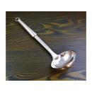 Soup spoon, steel 30 cm