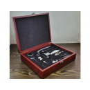 wholesale Wines & Accessories: Wine set in a 9 elements case