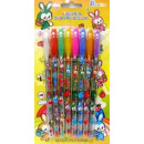 wholesale Gifts & Stationery: Gel pen 8 pcs with glitter