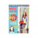 Magnetic door curtain  Magic mesh