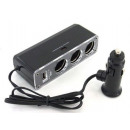 USB car splitter