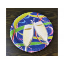 Paper plates 23cm 8pcs party
