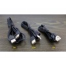 USB cable, 1M extension