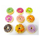 Donut donuts magnets