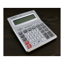 12-digit calculator, large display