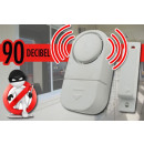 wholesale Security & Surveillance Systems: Window alarm, 90 decibels door