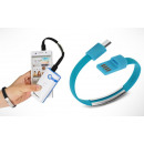 groothandel Computer & telecommunicatie: Cable bracelet  lader USB / Micro USB