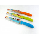 wholesale Knife Sets: Kitchen knife with  ceramic coating 18 cm