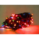 Christmas tree lights 200 LED multicolour, RICE